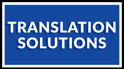 Translation Solutions