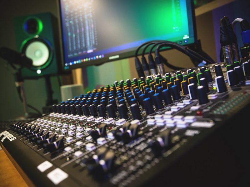 3 studio-4004849_1920 Voiceover Recording Studio Equipment